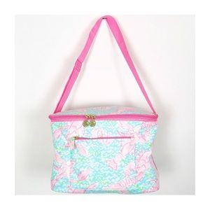 NEW Lilly Pulitzer Lobstah Roll Insulated Cooler